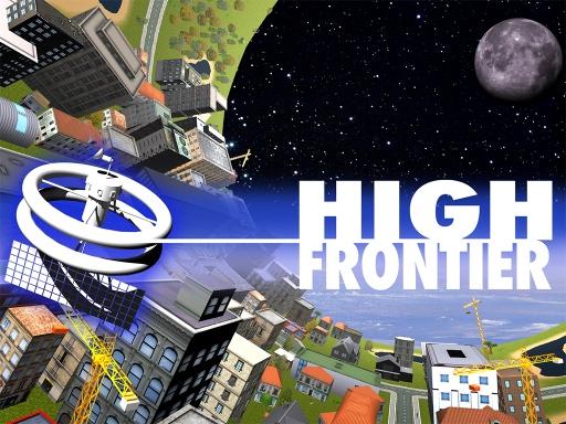 High Frontier Kickstarter